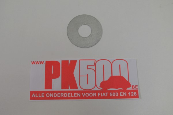 Opvulring 0,8mm, draagarm achter Fiat500 - Fiat126