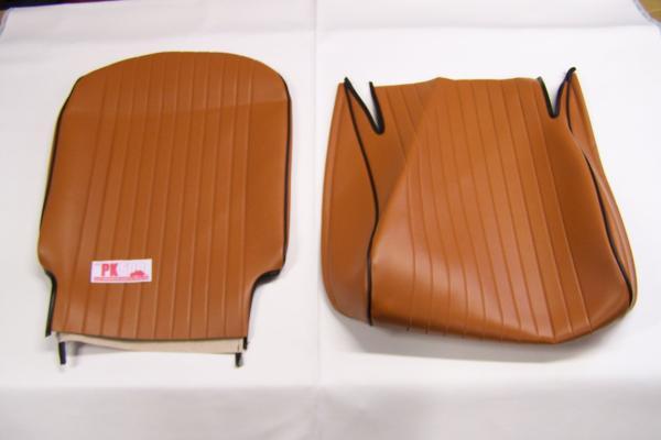 Complete bekledingsset oker Fiat500L