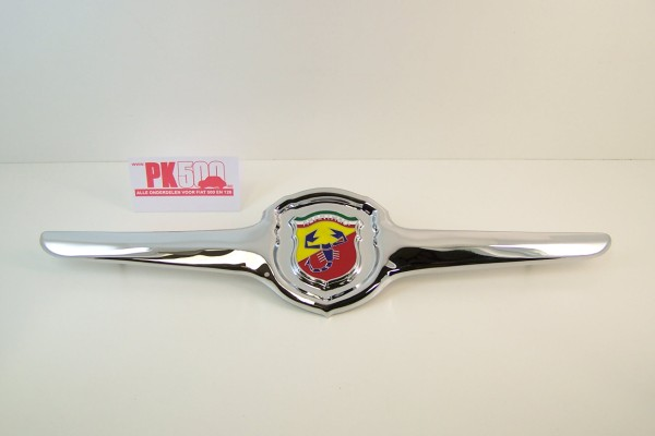 Frontembleem Abarth gesloten model