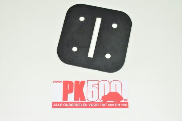 Pakking tbv klep verwarming Fiat500