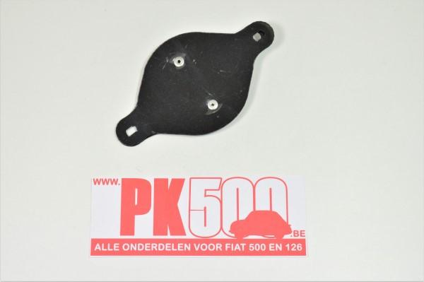 Rep.klep verwarming interieur Fiat500