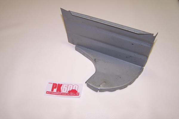 Plaque espace moteur gauche Fiat500