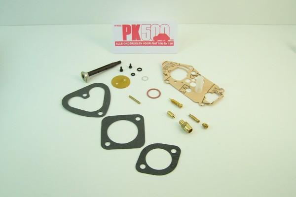 Complete revisieset Weber 24-28IMB 600cc Fiat500R - Fiat126