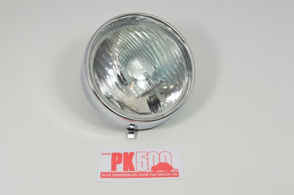 Koplamp met ring Fiat500