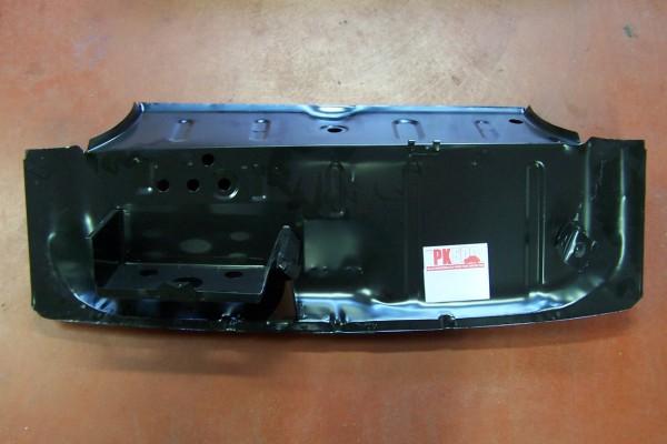 Kofferbak incl.accubak Fiat500