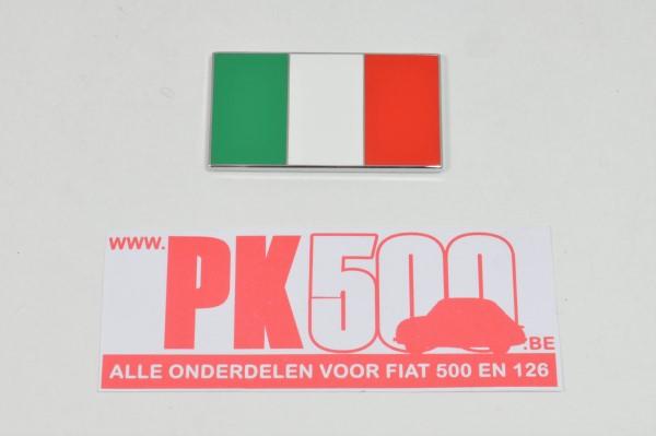 Italiaanse badge, email