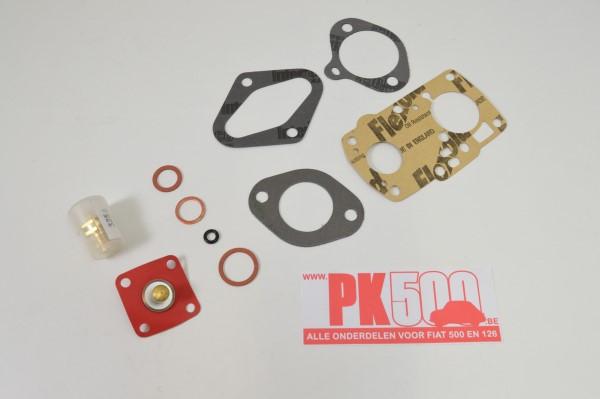 Set révision Solex 28PIB 3 Fiat600