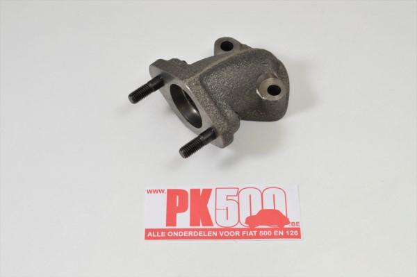 Uitlaatspruitstuk als origineel Fiat500 - Fiat126