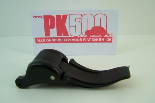 Fermeture capote en plastic Fiat500