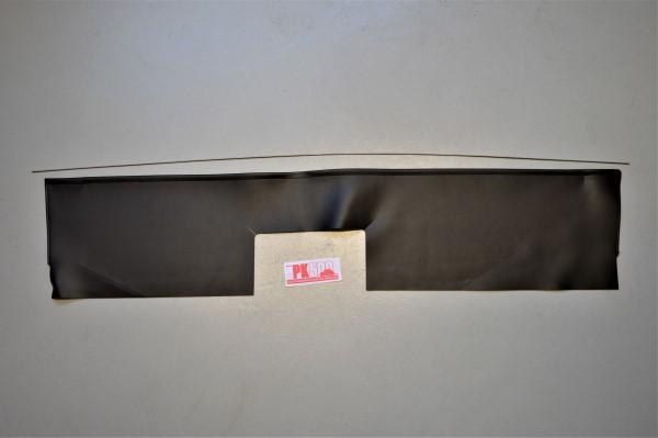 Afdekking tssn.bodemplaat en achterbank Fiat500