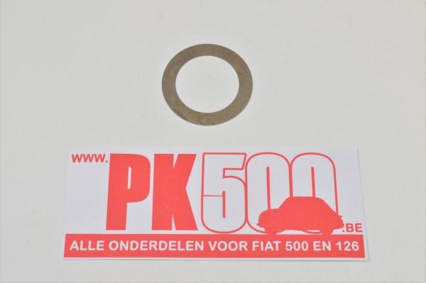 Vulring hoofdas 0,10mm Fiat500 - Fiat126