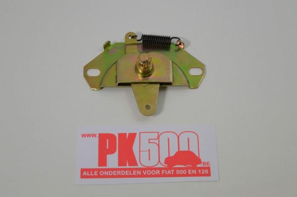 Mechanisme deuropener links Fiat500F