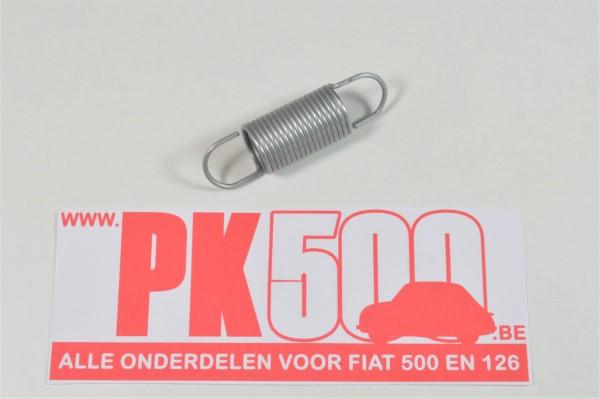 Gasstang retourveer Fiat500