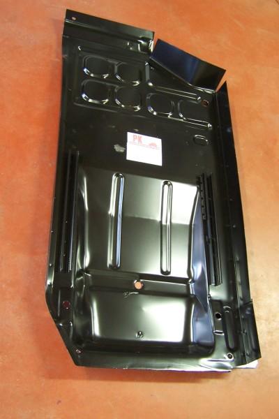 Plancher droite avec bordure Fiat500 - Fiat126