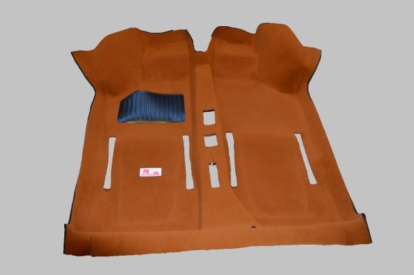 Tapis moquette ocre Fiat500 - Fiat126