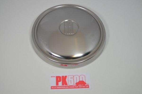 Enjoliveur de roue alu Fiat500Gia - Fiat600 E-T