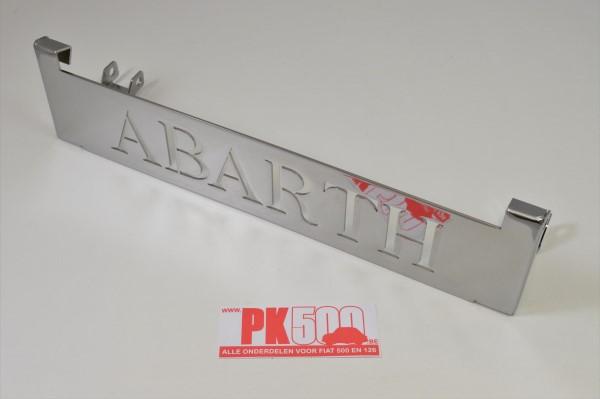 Ouverture capot 'Abarth 595'