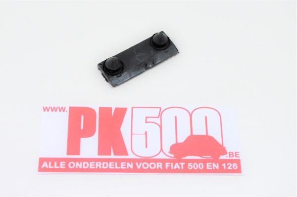 Rubber handremhevel Fiat500