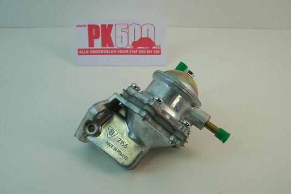Benzinepomp oud model Fiat500 - Fiat126