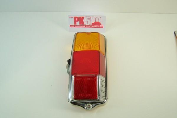 Verre feu arrière ronde droite Fiat500