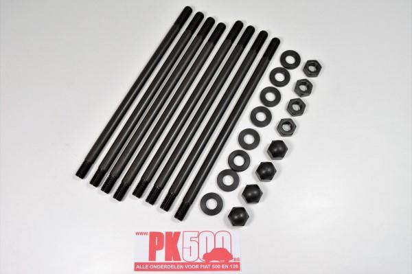 Set cilinderkopbouten comp.Fiat500NDFL/Gia