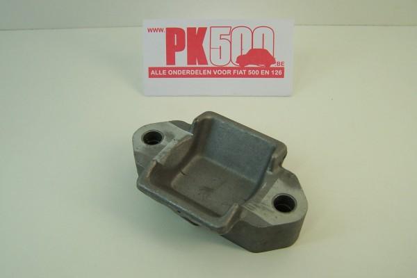 Aluminium montagesteun voorveer Fiat500