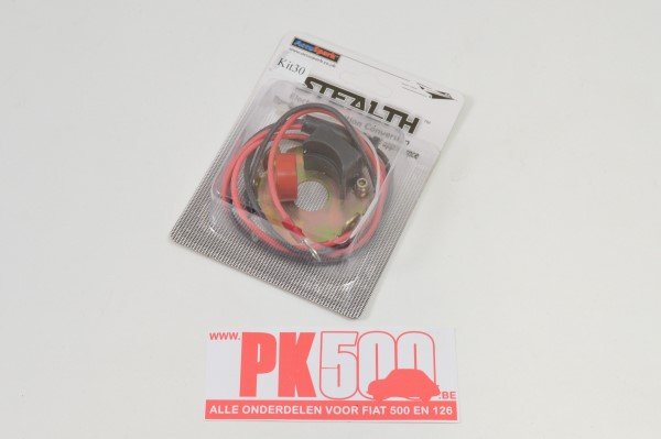 Electr.ontsteking/versterker Fiat500 - Fiat126