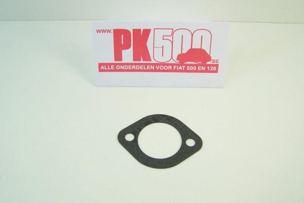 Pakking bovenzijde lekplaat Fiat500R - Fiat126